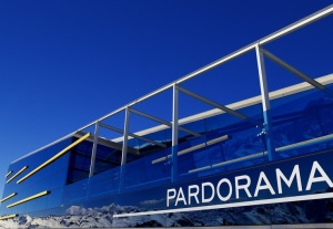 Bergrestaurant Pardorama