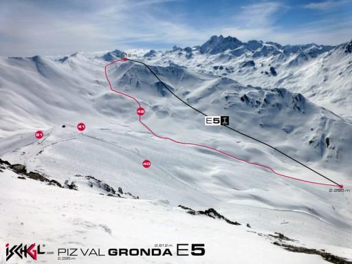 Neueröffnung- Pendelbahn Piz Val Gronda