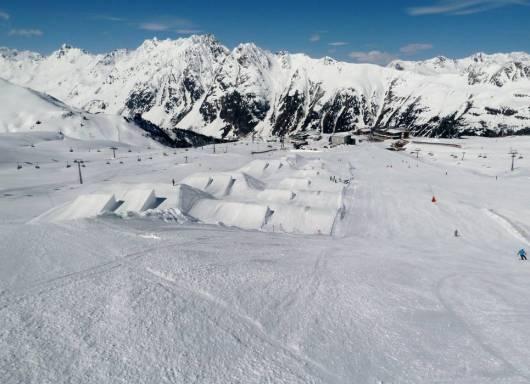 Playstation Vita Ischgl Snowpark
