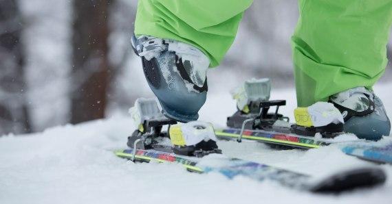 Mit trockenen Schuhen macht Skifahren einfach mehr Spass