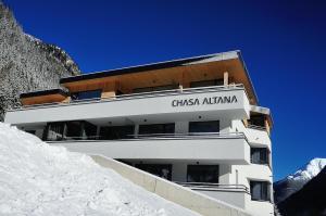 Chasa Altana Appartment