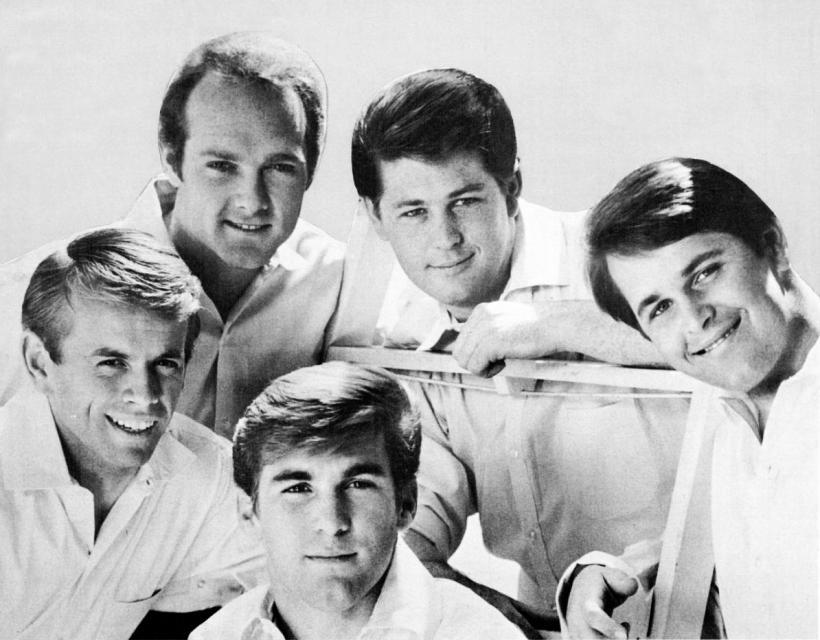 Beach Boys früher